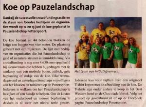 Krant van Gouda 29-5-2014