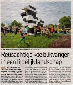 Krant van Gouda 27-6-2014